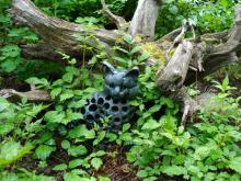 Stubbe som stöd för pioner m.fl.växter